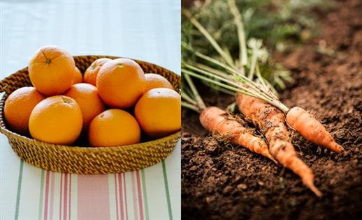 스트레스 해소에 좋은 과일 채소 6가지
