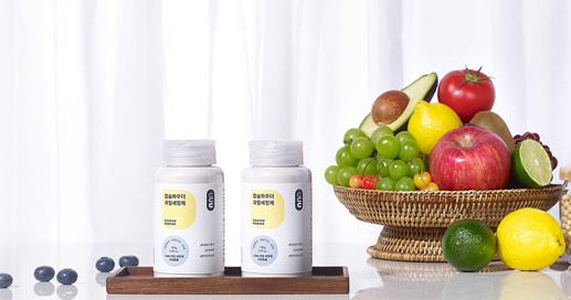 UUU 칼슘파우더 과일세정제 150g